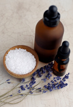 Aromatherapy Essential Oil, Sea Salt